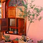 A: Les 4 fenêtres antiques