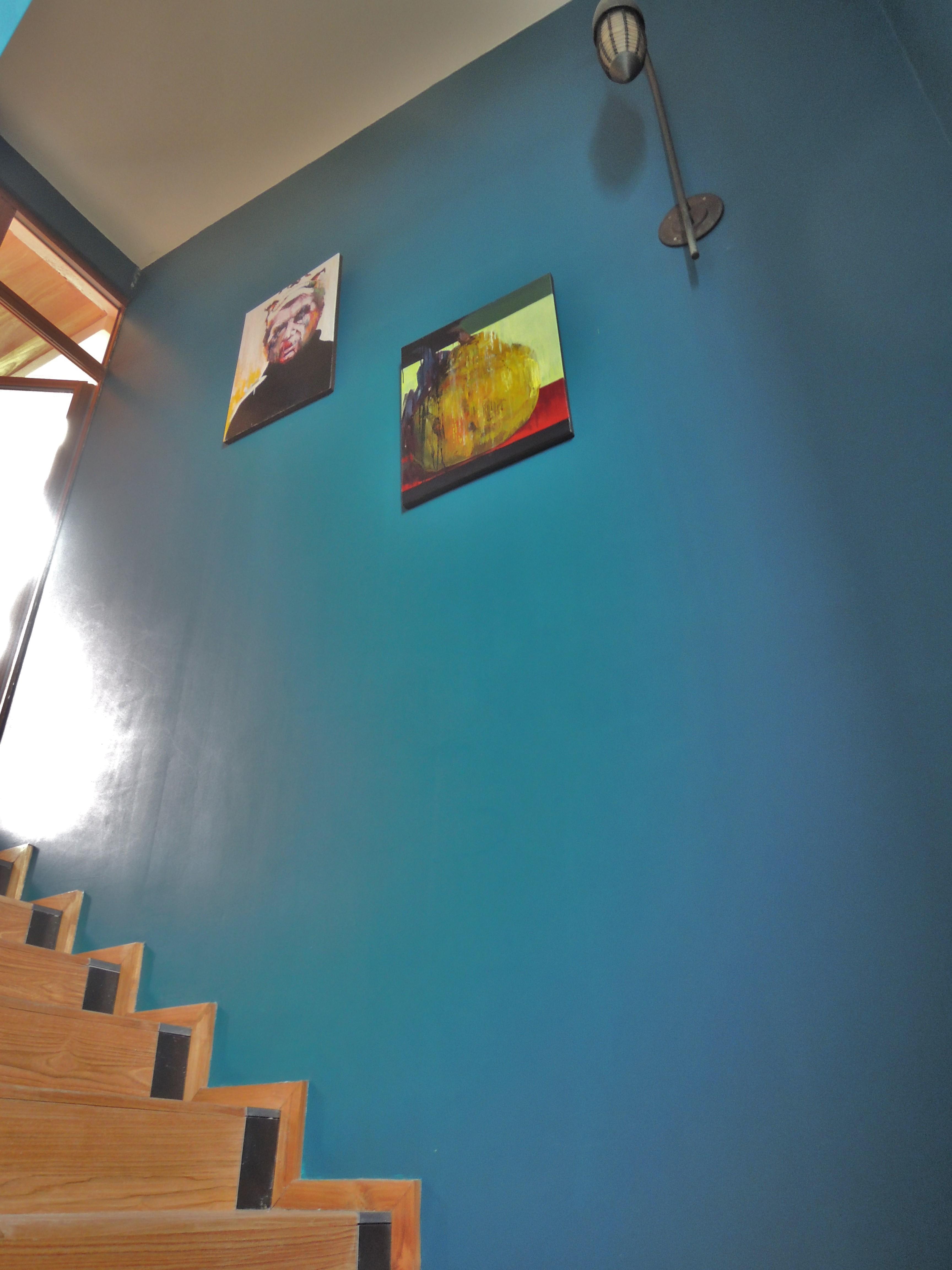 H: Cage d'escalier